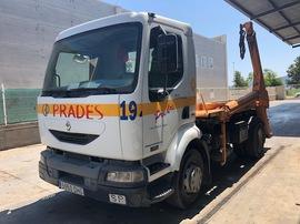 Porta contenedores y servicio de recogida de residuos Alzira